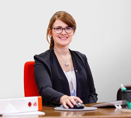 Nadine Buchner von Winkler und Brendel Immobilien | Immobilienmakler Bayreuth