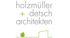 Logo Holzmüller + Detsch Architekten | Kooperationspartner | Winkler & Brendel Immobilien