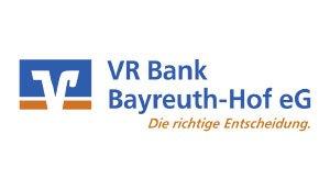 Logo VR Bank Bayreuth-Hof | Kooperationspartner | Winkler & brendel Immobilien