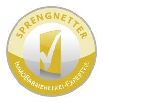 Immobarrierefrei-Experte Sprengnetter