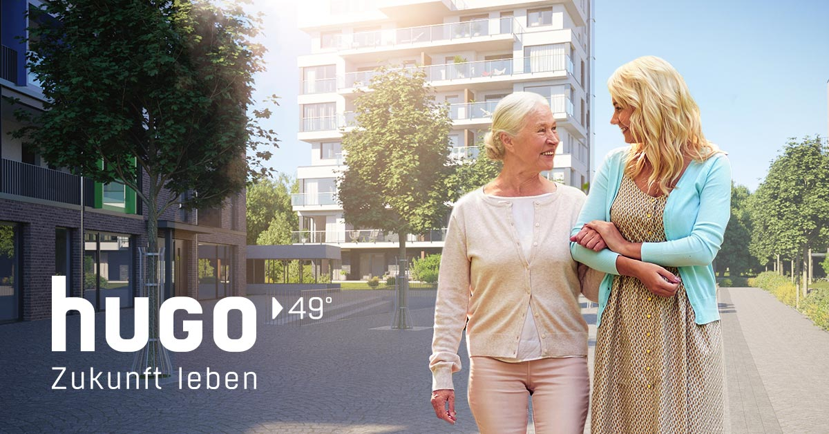 Barrierefreie Wohnung in hugo49 | Winkler & Brendel